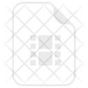 Media Document File Icon