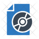 File Cd Document Icon
