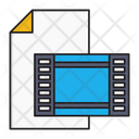 Media File Digital Icon