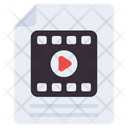 Media File File Format File Extension Icon