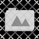 Perm Folder Media Icon
