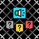 Media Inquiries Responses To Icon