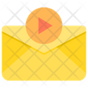 Media Mail Icon