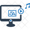 Business Computer Concept Icon