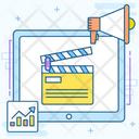 Online Marketing Digital Marketing Online Promotion Icon