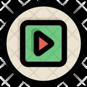 Ui Ux Media Play Icon