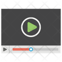 Media Player Video Player Interface Icon