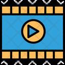Media Player Movie Multimedia Icon