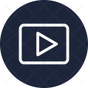 Media Player Player Pause Icon