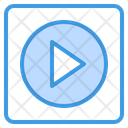 Media Player Media Player Play Button Icon
