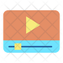 Media Player Video Player Media Application Icon