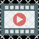 Media Media Player Movie Player Icon