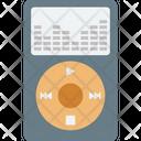 Cellphone Media Player Mobile Icon