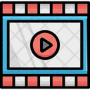Media Player Multimedia Music Player Icon