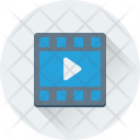Video Player Media Icon