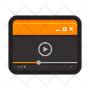 Media Player Multimedia Player Icon