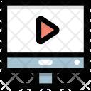Media Play Online Icon