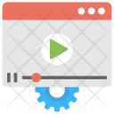Media Software Player Icon