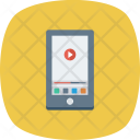 Mediaplayer Mobile Mobilemedia Icon