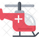 Medic helicopter Icon