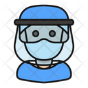 Avatar Profession Medic Icon