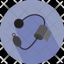 Medical Treatment Machine Icon