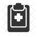 Medical Record Medic Icon