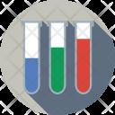 Medical Test Tube Icon