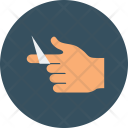 Medical Hand Finger Icon