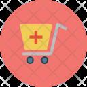 Medical Commerce Supermarket Icon
