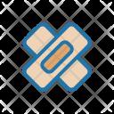 Medical Plaster Medic Icon