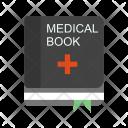 Medical Book Icon
