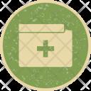 Medical Folder Icon
