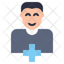 Medical Doctor Healthy Icon