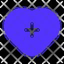 Health Heart Medical Icon