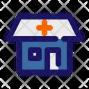 Medical Drugstore Pharmaceutical Icon