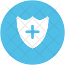 Medical Shield Healthcare Icon