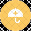 Medical Protection Umbrella Icon