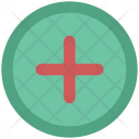 Medical Sign Cross Icon