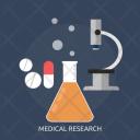 Medical Drug Pill Icon