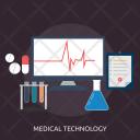 Medical Technology Lab Icon