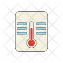 Thermometer Temperature Icon