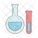 Beaker Test Tube Flask Icon