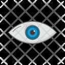 Vision Eye Icon