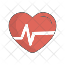 Heart Heartbeat Rate Icon