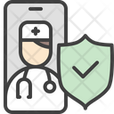 Medical Account Account Physician Icon
