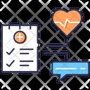 Medical Advicev Medical Advice Medical Prescription Icon