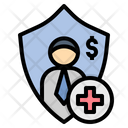 Workmen Compensation Coverage Icon