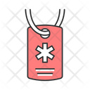 Medical Alert Id Icon