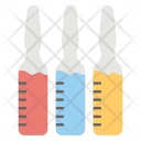 Medical Ampoule Injection Icon
